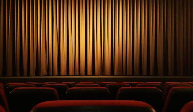 theaterdoek stoelen